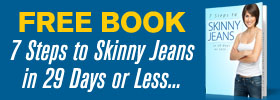 7 Steps to Skinny Jeans